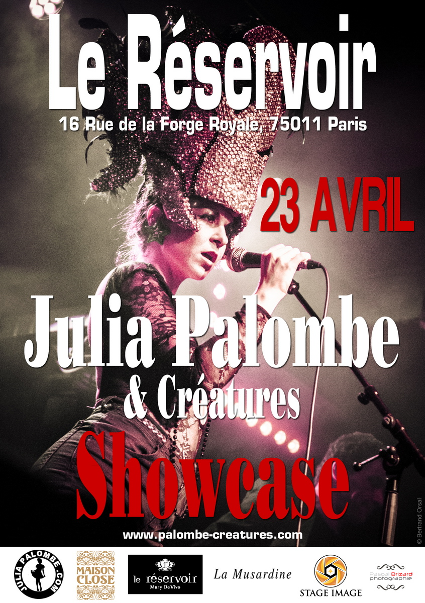 Julia Palombe - Flyer - Showcase - Le Réservoir - 003_resize
